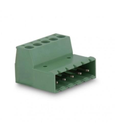 3,81mm Soket Kablo Birleştici Erkek Klemens - 5 Pim