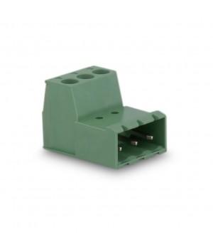 3,81mm Soket Kablo Birleştirici Klemens - 3 Pim