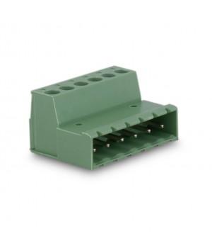 3,81mm Soket Kablo Birleştirici Erkek Klemens - 6 Pim