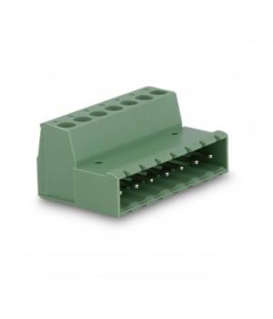 3,81mm Soket Kablo Birleştirici Erkek Klemens - 7 Pim