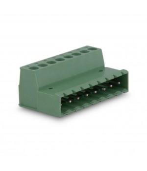 3,81mm Soket Kablo Birleştirici Erkek Klemens - 8 Pim