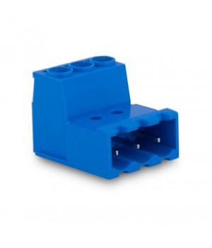 5,08mm Soket Kablo Birleştirici Erkek Klemens - 3 Pim